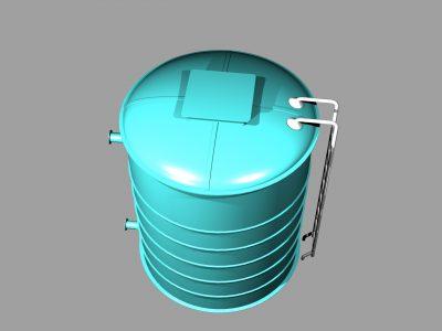 Sistema de tratamiento de aguas, tanque de agua, septico y captacion tanque de agua septico plástico reforsado FILTRO ANAEROBIO Plantas tratamiento tanque de agua septico plástico reforsado  San Jose Costarica Panama